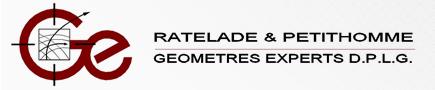 Ratelade et Petithomme Géomètres experts D.P.L.G